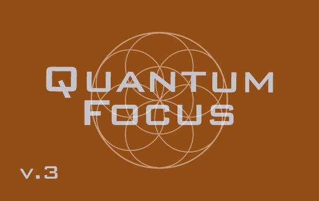 Quantum Focus (v3) - Super Mental Focus / Mind Power Booster - Monaural Beats