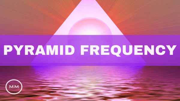 Pyramid Frequency - 33 Hz / 9 Hz - Outside Frequency / Inside Frequency - Binaural Beats Meditation