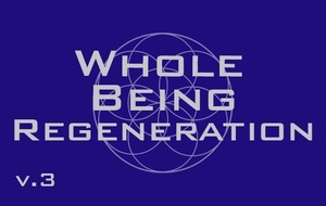 Whole Being Regeneration (v3) - Full Body Healing - 3.5 Hz & 7.83 Hz Binaural Beats