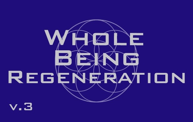 Whole Being Regeneration (v3) - Full Body Healing - 3.5 Hz & 7.83 Hz Binaural Beats