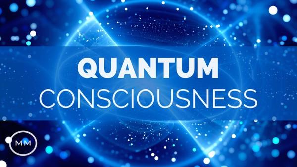Quantum Consciousness (v.2) - Super Conscious Connection - Binaural Beats - Meditation Music
