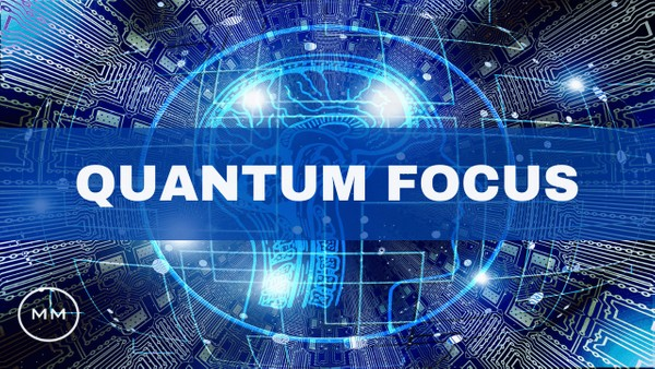 Quantum Focus (v.10) - Binaural Beats for Focus, Concentration, Memory - Beta Waves - Focus Music