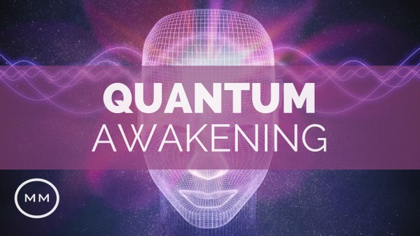 Quantum Awakening  - Open Your Third Eye in 15 Minutes - Meditation Music - Binaural Beats (Ext)