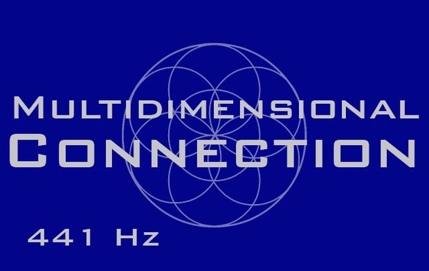 Multi-Dimensional Self Connection - 441 Hz - Binaural Beats - Meditation Music