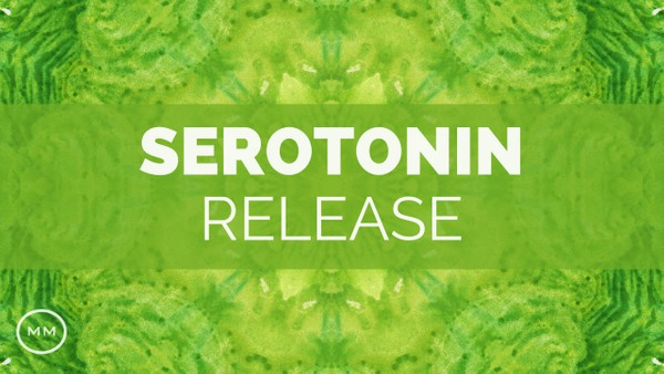 Serotonin Release - Alpha Waves for Serotonin & Endorphins - Binaural Beats - Meditation Music