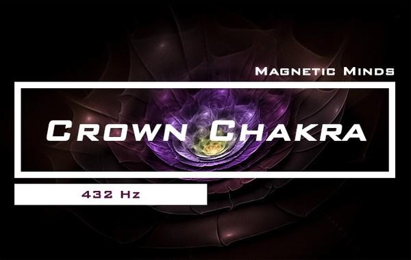 Crown Chakra Meditation - 432 Hz - Chakra Healing / Chakra Balancing - Meditation Music