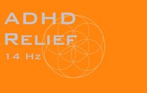 ADHD Relief - Super Mental Focus - 14 Hz - Binaural Beats - Focus Music