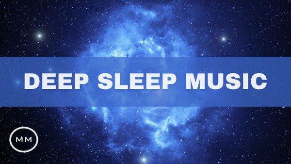 Deep Sleep Music (v.10) - Total Relaxation + Pain Relief - Fall Asleep Fast - Delta Isochronic Tones