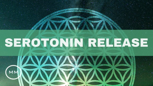 Serotonin Release - Meditation Music - Increase Serotonin, Endorphins,  Dopamine - Binaural Beats