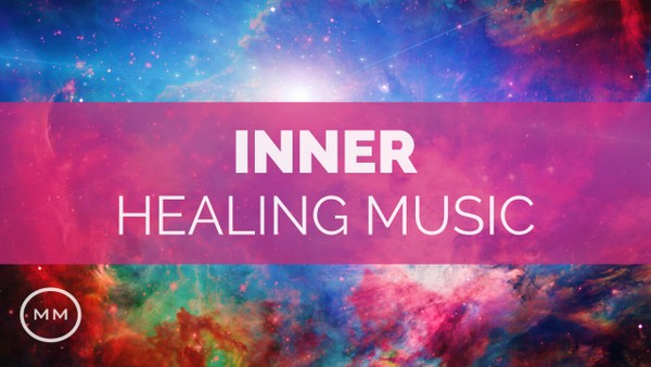 Inner Healing Music - 528 Hz - Increase Positive Vibrations - Binaural Beats - Meditation Music