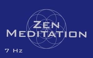 Zen Meditation Music - Powerful Deep Relaxation - Theta Waves Isochronic Tones