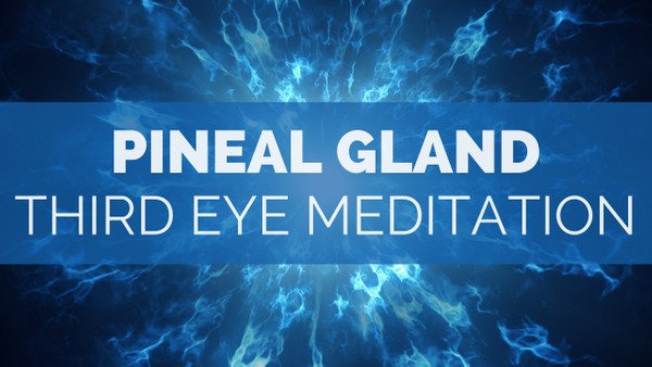Quantum Awakening - Pineal Gland / Third Eye Meditation - Binaural Beats - Meditation Music