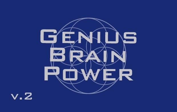 Genius Brain Power (V2) - Super Conscious Connection - Focus Binaural Beats