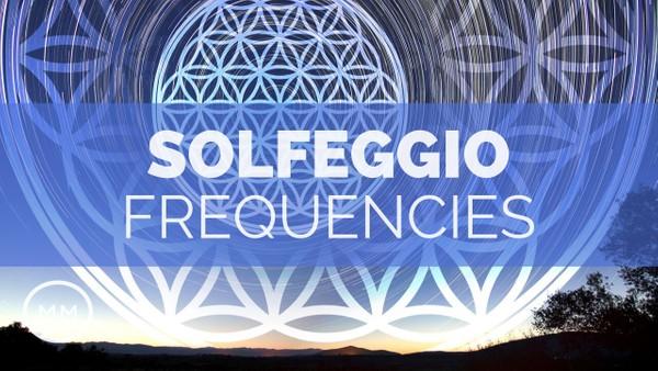 Ancient Solfeggio Frequencies - All 9 Tuning Forks - Binaural Beats - Meditation Music