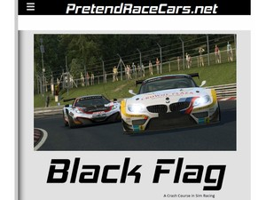Black Flag: A Crash Course in Sim Racing