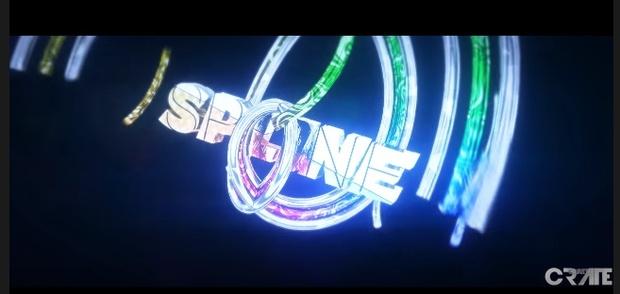 CrateFX spline pack V1