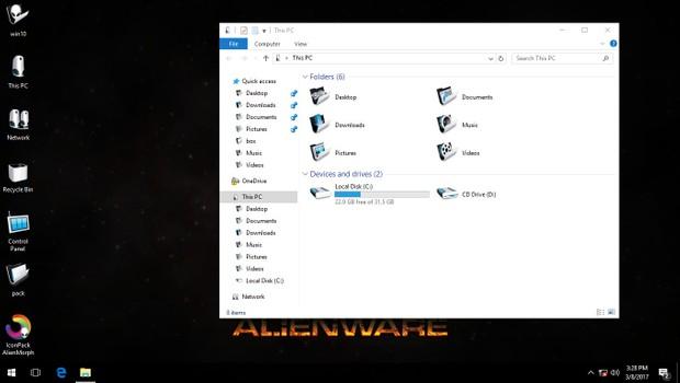 AlienMorph IconPack