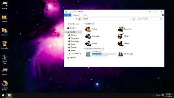 Kombo IconPack