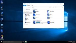 Glossy Blue IconPack