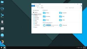 Blue Skype IconPack