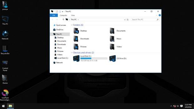 Razorsedge Complete OS IconPack