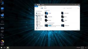HUD Blue Evolution IconPack