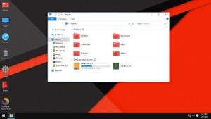 Numix Red IconPack
