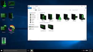 Blade Green IconPack