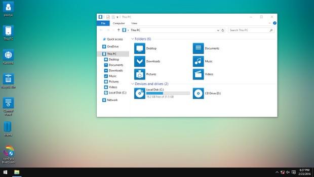 BlueQuadr IconPack