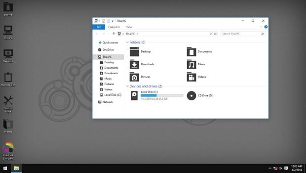 Simplify IconPack