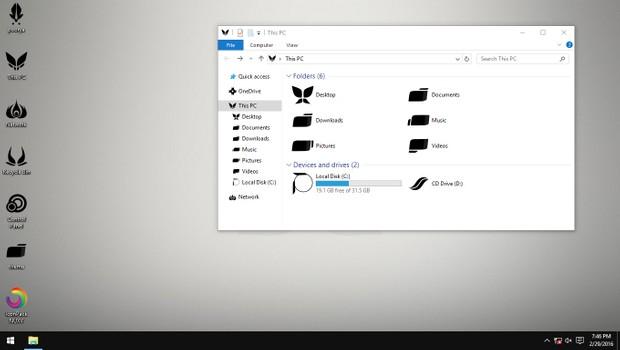NUXV IconPack