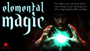 ELEMENTAL MAGIC Spells Sound Effects