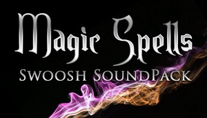 MAGIC SPELL WOOSH SOUND EFFECTS