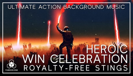 "EPIC MUSIC ""Heroes Victory"" - Ultimate Inspiring Orchestral AAA Royalty-Free Action Music Soundtrack"
