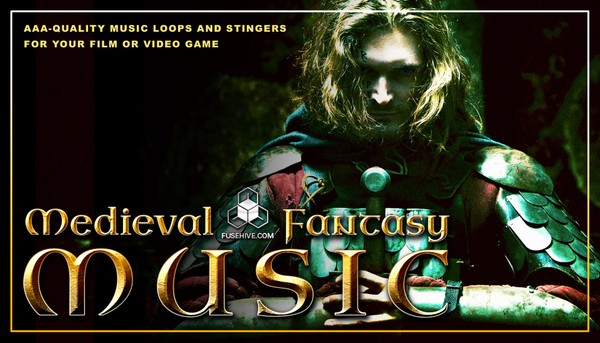 Medieval Fantasy Epic Music Pack - Blockbuster Movie & AAA Game Royalty-Free Loops Stingers Download