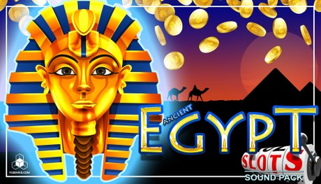ANCIENT EGYPT SLOT GAME SOUND EFFECTS LIBRARY - Egyptian Themed Sounds and Music Pack for Slots