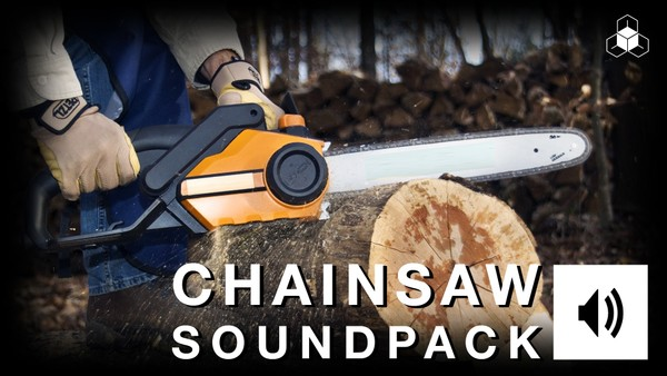 CHAINSAW - Royalty-Free SFX Pack