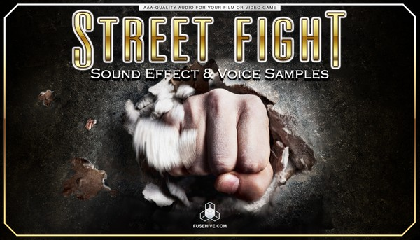 MARTIAL ARTS, KARATE & STREET FIGHTING SOUND EFFECTS LIBRARY and VOICE OVERS – Boxing Kung Fu Judo