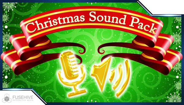 CHRISTMAS SOUND PACK - Christmas & Winter Holiday Sound Effects Library