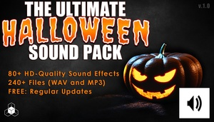 HALLOWEEN SOUND PACK | Royalty-Free Sound Effects