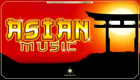 ASIAN MUSIC LIBRARY - Japanese and Chinese Music Themes, Loops and Stings [Royalty-Free]