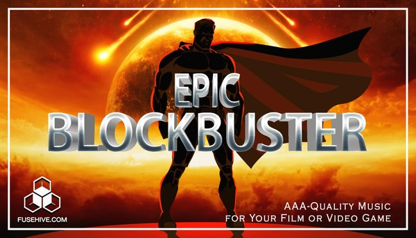 Epic Action Music Pack - Blockbuster Movie Soundtracks Royalty Free Themes Background Loops Stingers