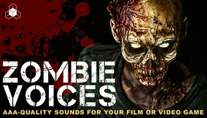 ZOMBIE VOICES - Royalty-Free Voice SFX Download
