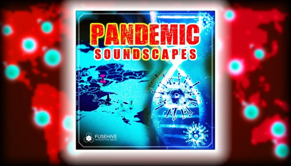 PANDEMIC Soundscapes - Tabletop Board Game Soundtrack for Eerie Suspense Exciting Boardgame Gameplay