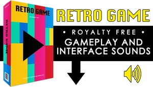 8-BIT RETRO GAME SOUND EFFECTS - Royalty Free Sound Pack