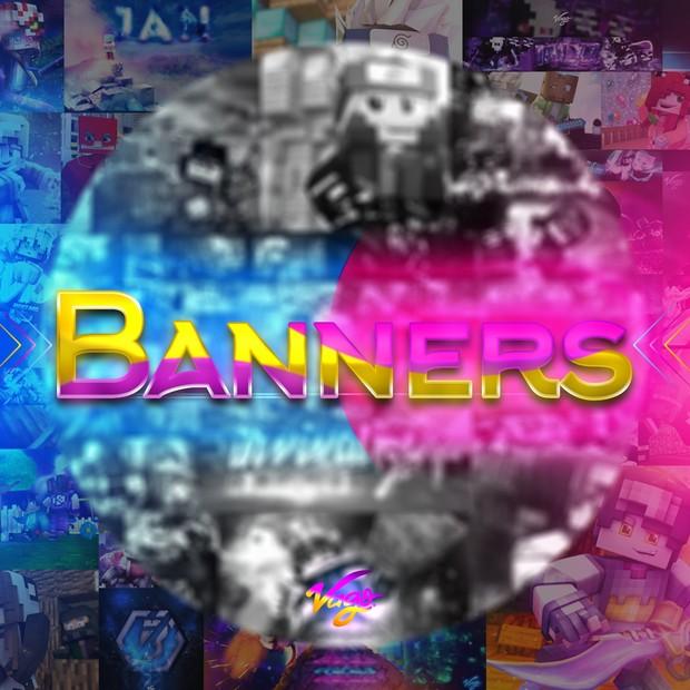 Banner Minecraft + Avatar