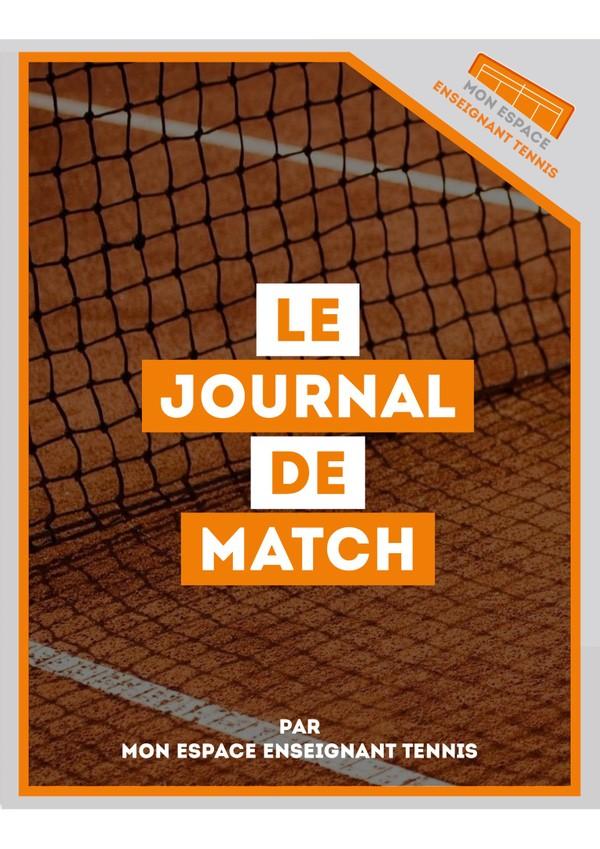 LE JOURNAL DE MATCH