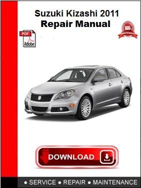 2011 suzuki sx4 repair manual