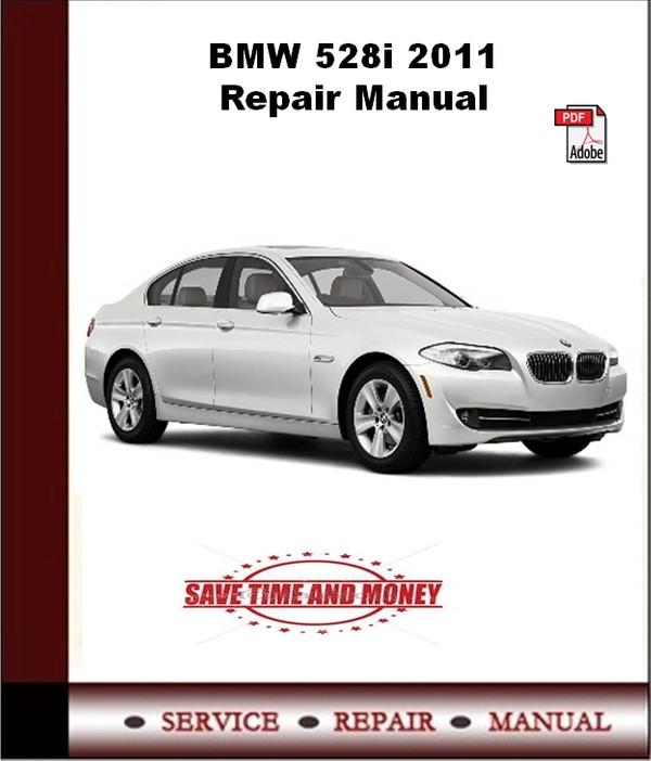 BMW 528i 2011 Repair Manual