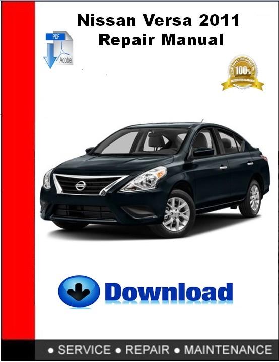 Nissan Versa 2011 Repair Manual